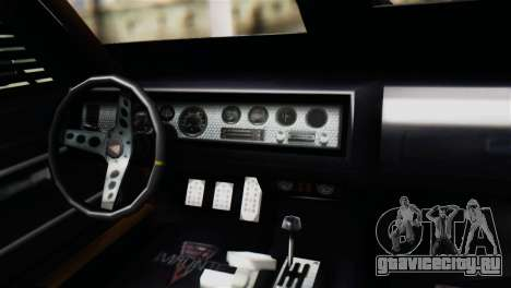 GTA 5 Imponte Dukes ODeath IVF для GTA San Andreas вид справа