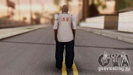 Big Smoke Skin 1 для GTA San Andreas второй скриншот