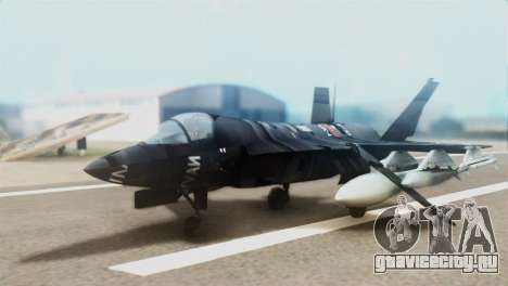 F-35B Polish Air Force 1. ELT для GTA San Andreas