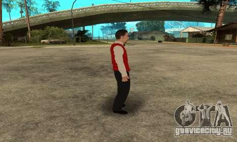 Casino Skin для GTA San Andreas пятый скриншот