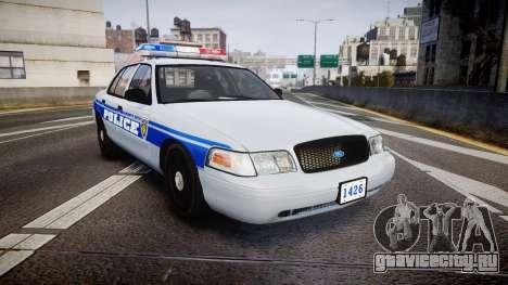 Ford Crown Victoria Liberty Police [ELS] для GTA 4