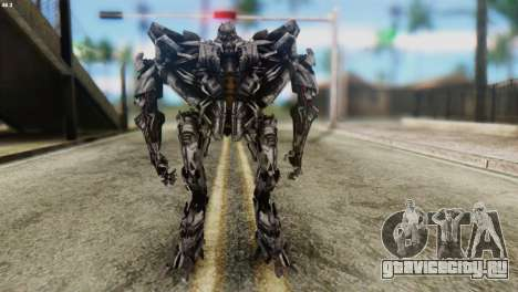 Starscream Skin from Transformers v2 для GTA San Andreas второй скриншот