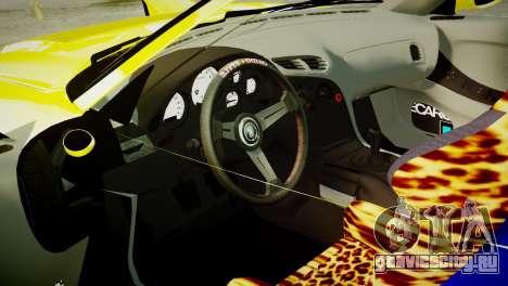 Mazda RX-7 FD3S BN Sports для GTA 4 вид сзади