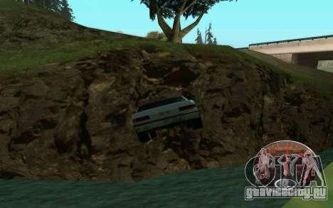 Спидометр Лада для GTA San Andreas четвёртый скриншот