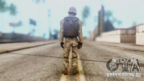 BSD Operator для GTA San Andreas третий скриншот
