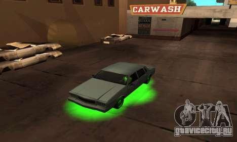 Cleo Neon для GTA San Andreas