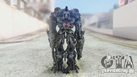 Shockwave Skin from Transformers v2 для GTA San Andreas третий скриншот