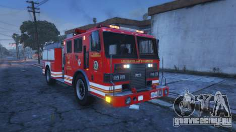 Lights and Sirens для GTA 5 третий скриншот