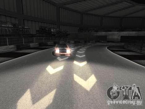 Новые текстуры трека 8-Track для GTA San Andreas второй скриншот
