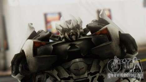 Sideswipe Skin from Transformers v1 для GTA San Andreas