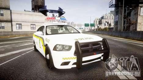 Dodge Charger Surete Du Quebec [ELS] для GTA 4