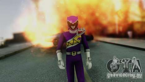 Power Rangers Skin 6 для GTA San Andreas
