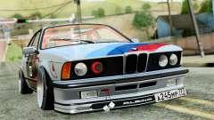 BMW M635CSi E24 1984 для GTA San Andreas