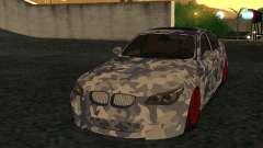 BMW M5 E60 RCS