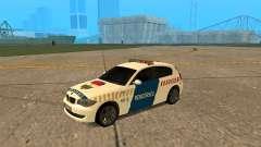 BMW 120i E87 Hungarian Police