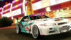 Nissan Skyline ER34 GT-SHOP