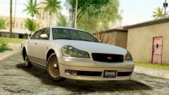 GTA 4 Intruder для GTA San Andreas