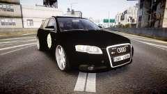 Audi S4 Avant Serbian Police [ELS]