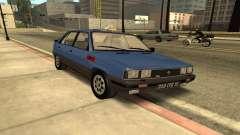 Renault 11 TXE Taxi для GTA San Andreas