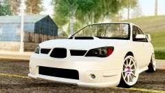 Subaru Impreza WRX STI Stance для GTA San Andreas