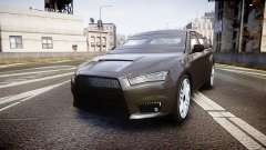 GTA V Karin Kuruma Armored gloss paint