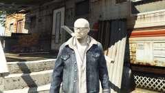 Призрак Тревор для GTA 5