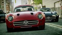 Benefactor Stirling GT from GTA 5