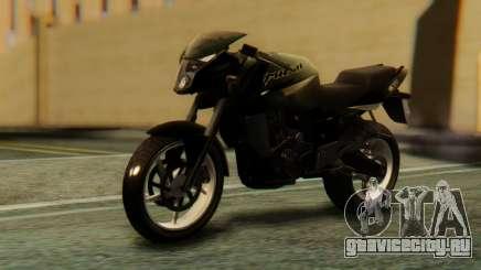 Bajaj Rouser 135 для GTA San Andreas