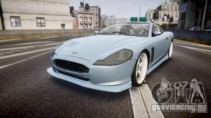 Dewbauchee Super GT Tuning для GTA 4