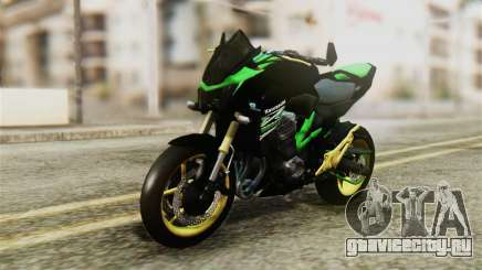Kawasaki Z800 Modified для GTA San Andreas