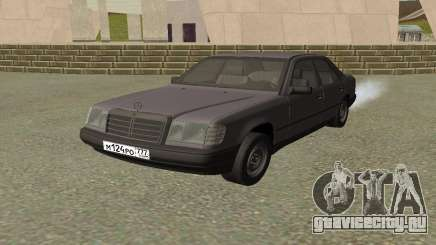 Mercedes-Benz W124 E200 для GTA San Andreas
