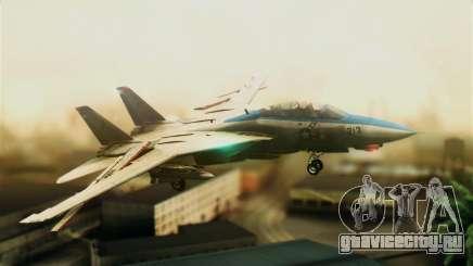 F-14D VF-213 Black Lions для GTA San Andreas