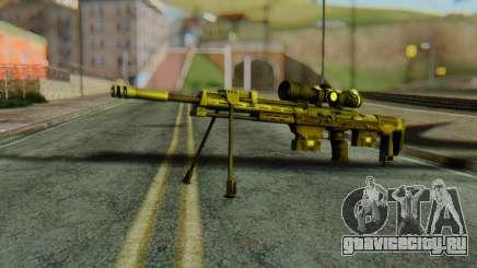 DSR50 Sniper Rifle для GTA San Andreas