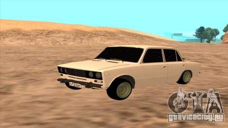 ВАЗ 2106 Аштантум для GTA San Andreas