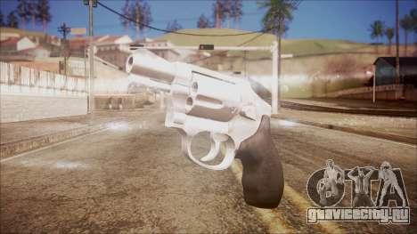 SW38 Snub from Battlefield Hardline для GTA San Andreas