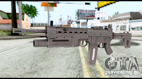 M4 from Resident Evil 6 для GTA San Andreas