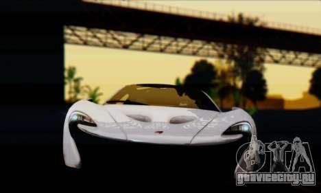 Smooth Realistic Graphics ENB 3.0 для GTA San Andreas пятый скриншот