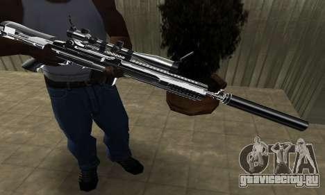 Original Sniper Rifle для GTA San Andreas