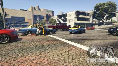 Police Chase Random Event для GTA 5