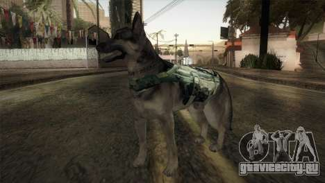 COD Ghosts - Riley Skin для GTA San Andreas второй скриншот