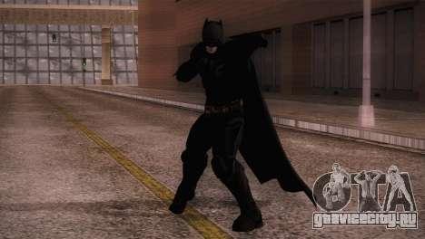 Batman Dark Knight для GTA San Andreas