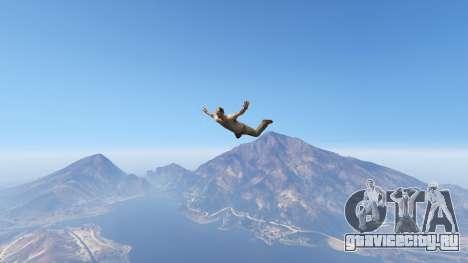 Superhero для GTA 5 второй скриншот