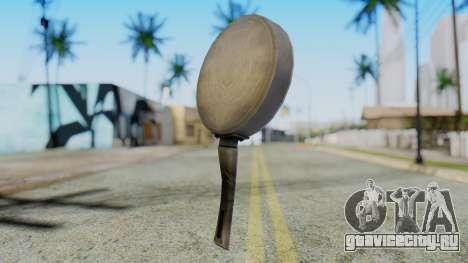 Frying Pan from Silent Hill Downpour для GTA San Andreas второй скриншот