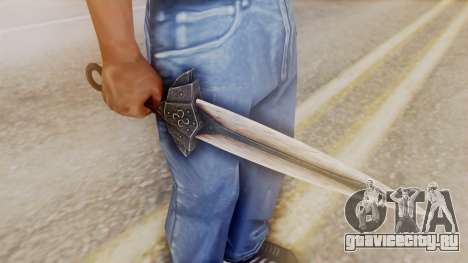 Dragon Dagger для GTA San Andreas второй скриншот