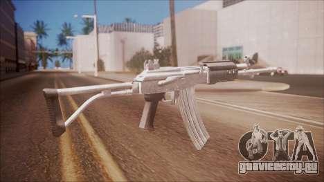 Galil AR v2 from Battlefield Hardline для GTA San Andreas второй скриншот