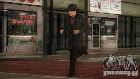 Sherlock Holmes v2 для GTA San Andreas