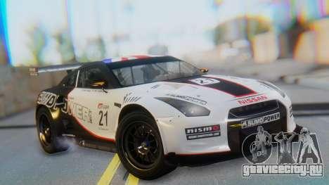 Nissan GT-R GT1 Sumo для GTA San Andreas