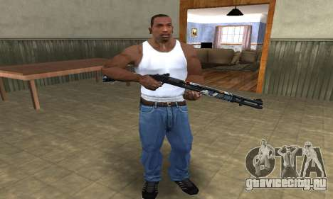 Sportive Shotgun для GTA San Andreas второй скриншот