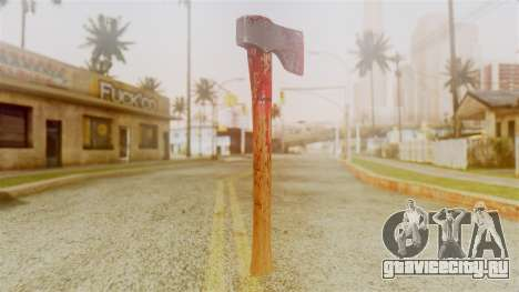 GTA 5 Hatchet v2 для GTA San Andreas второй скриншот