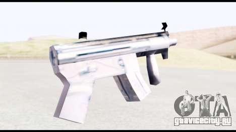 MP5-K from GTA Vice City для GTA San Andreas второй скриншот